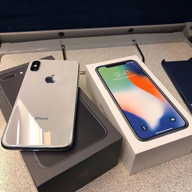 iPhone X Giveaway 2018 - Chance To Win iPhone X !