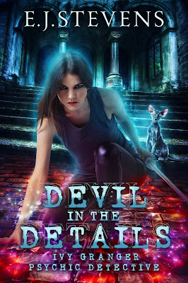 Devil in the Details Ivy Granger Psychic Detective by E.J. Stevens