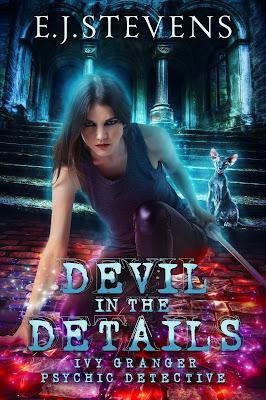 Devil in the Details Ivy Granger Psychic Detective by E.J. Stevens