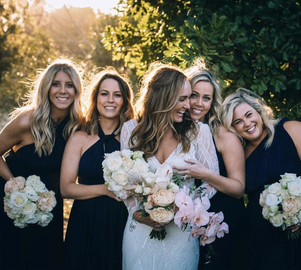 BRISBANE WEDDING HAIR STYLIST BRIDAL HAIR