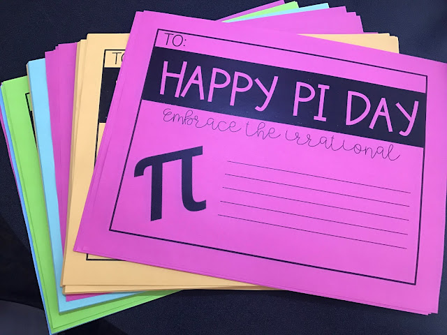 Pi day card mrs newell 39 s math for Full name of pi