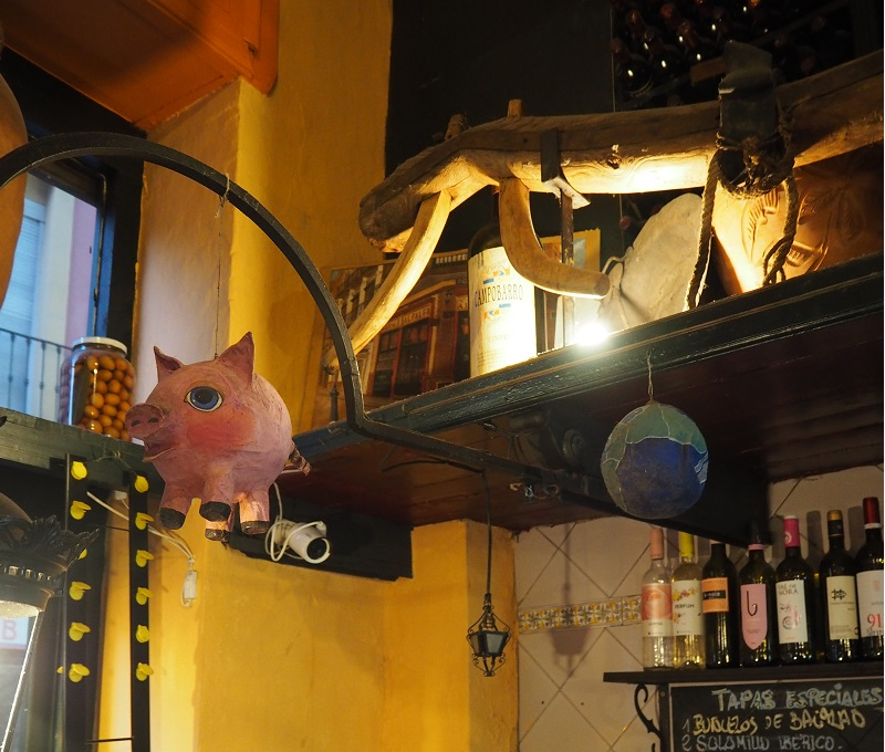 7 great places to eat in Seville - Bar Alfalfa