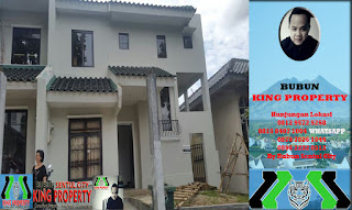 RP.55 Jt / 1Thn Disewakan Rumah Siap Huni Di Bukit Golf Hijau Sentul City (CODE:284)