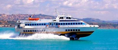 Kapal Feri : Hydrofoil Ferry