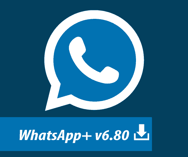 List Premium WhatsApp+ [plus] v6.80 APK