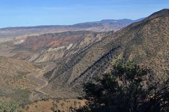 Santa Barbara Canyon
