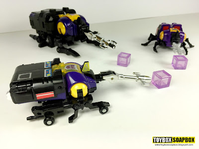 transformers insecticons g1
