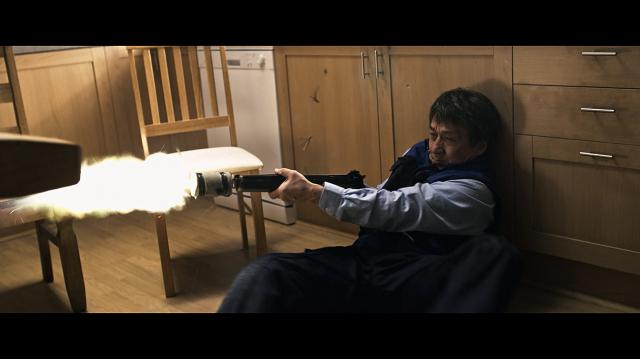 Hình ảnh phim Kẻ Ngoại Tộc