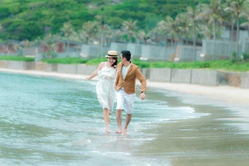Côn Đảo còn là nơi hẹn hò đầy lãng mạn của các cặp đôi