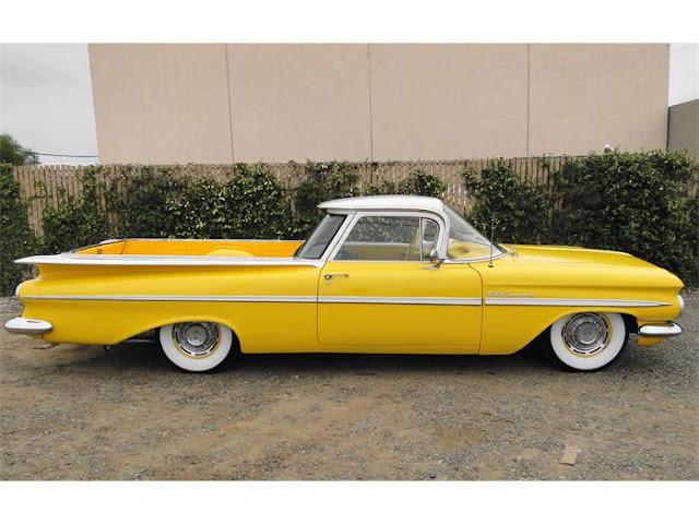Chevrolet El Camino on 1959 El Camino