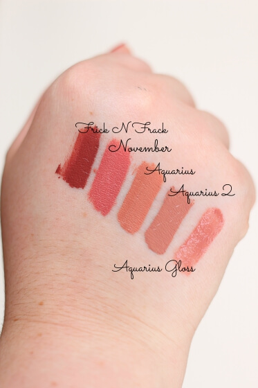 kathleenlights swatches