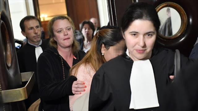 Condenan en Bélgica por esclavismo a ocho princesas de Emiratos
