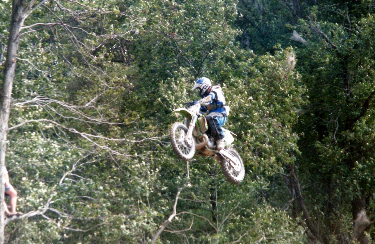 Mike Jones Broome Tioga 1998