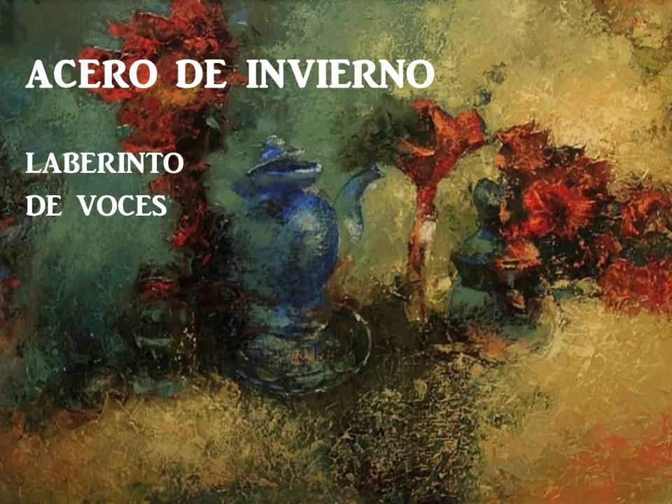 Musicalización de Elegía para Gabriela Mistral de Enrique Lihn por Acero de Invierno