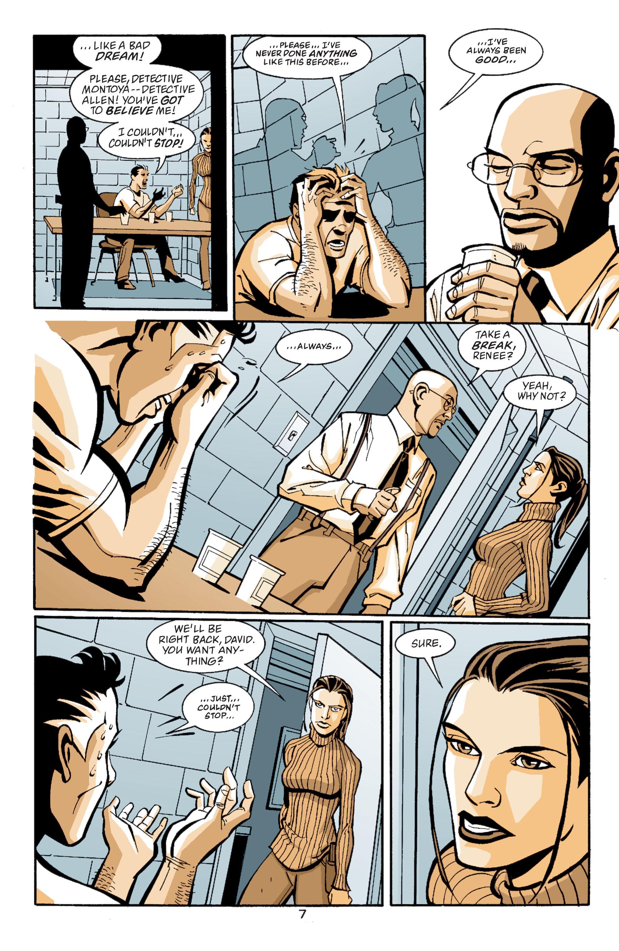 Detective Comics (1937) 758 Page 7