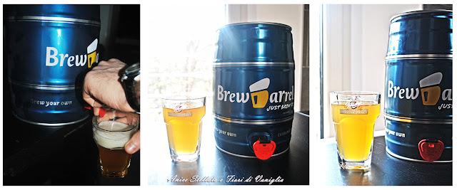 Birra Brew Barrel collaborazione recensione