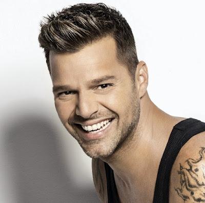 Canciones de amor de Ricky Martin - Letra de Disparo al corazón