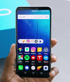 LG V30 FULL DISPLAY