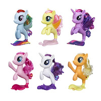 My Little Pony 6 Seapony Toys Figures Boxed Set