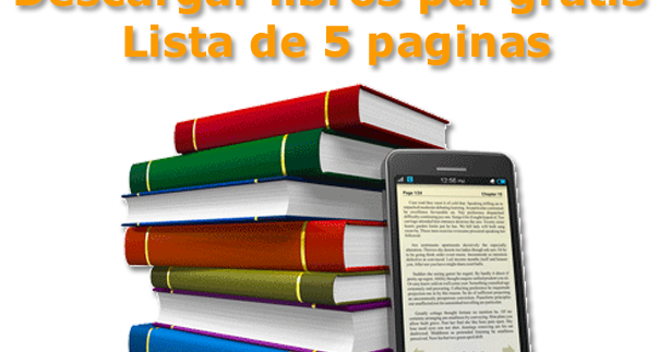 Descargar Libros Pdf Gratis Completos Sin Registrarse