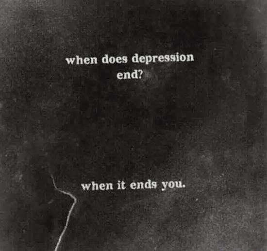 Sad Quotes About Depression: Depression Quotes (Depressing Quotes) 0073 10
