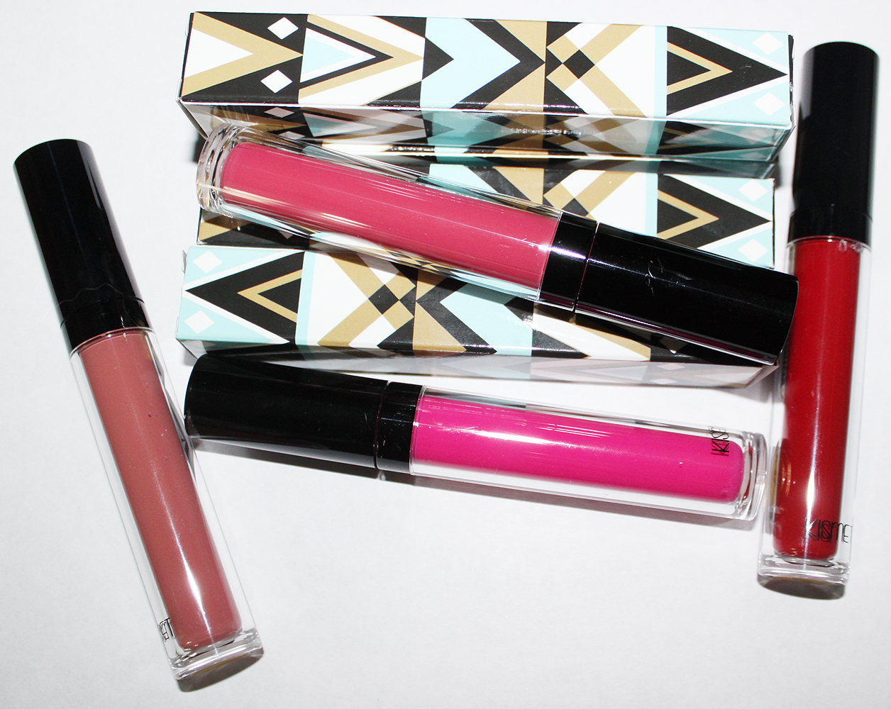 Bad Outfit, Great Lipstick: REVIEW: Kismet Cosmetics