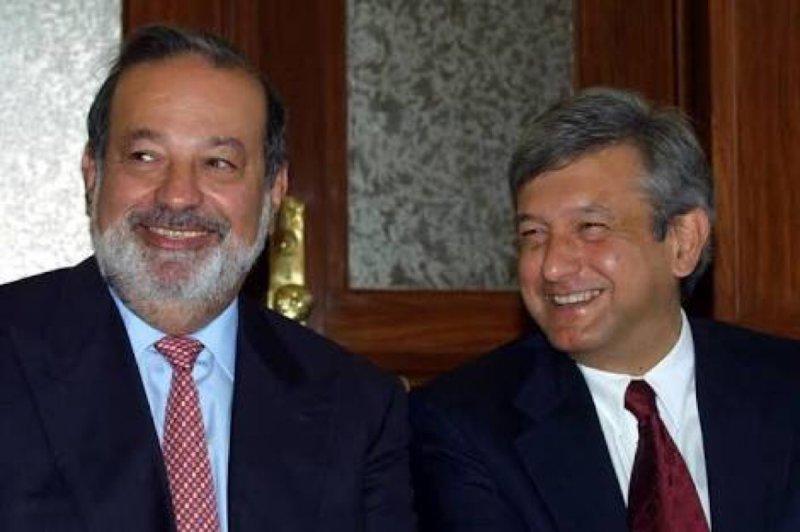 Slim elogia programa de austeridad de AMLO, no ve riesgos; habrá mucha inversión, dice