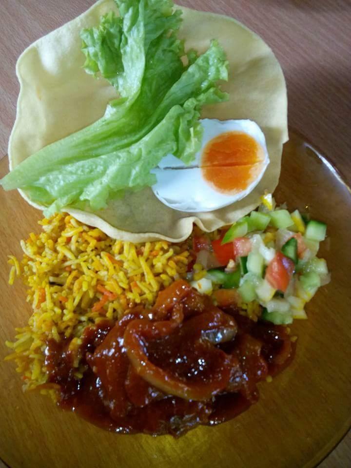 Resepi Nasi Tomato Sukatan Cawan - Space Juvenil