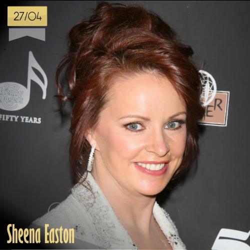 27 de abril | Sheena Easton - @MusicaHoyTop | Info + vídeos