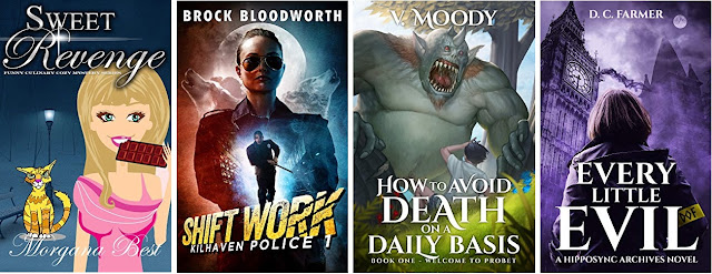 Image: Click for Top 100 Free Humorous Dark Comedy Ebooks