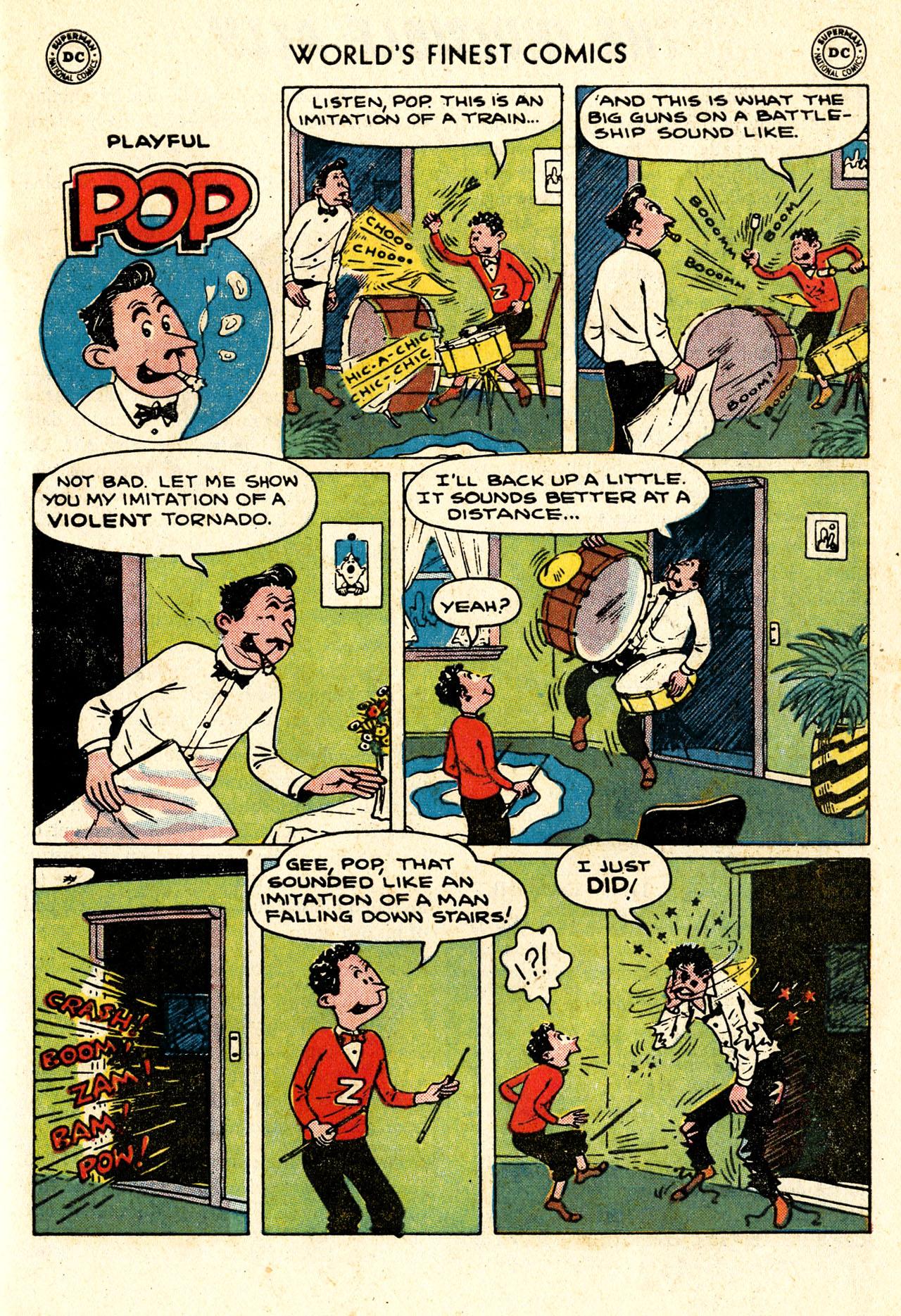 Read online World's Finest Comics comic -  Issue #107 - 25
