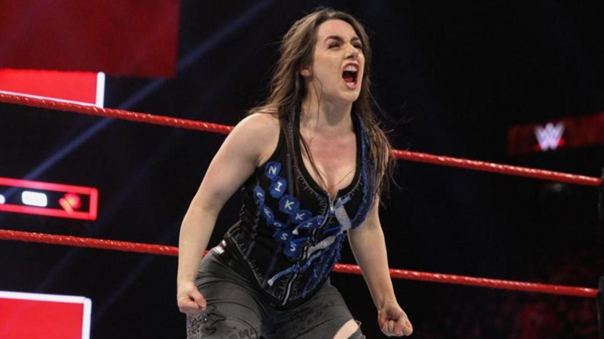 "Nikki Cross: ""Quero Paige de volta no Royal Rumble Match"""