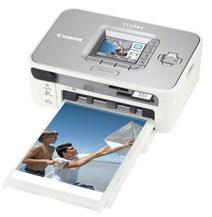 Canon Selphy CP740 Tragbarer Fotodrucker