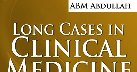 Free medical books pdf: Long Cases in clinical medicine by