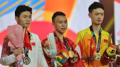 Indonesia Meraih Medali Emas Dicabang E-Sports