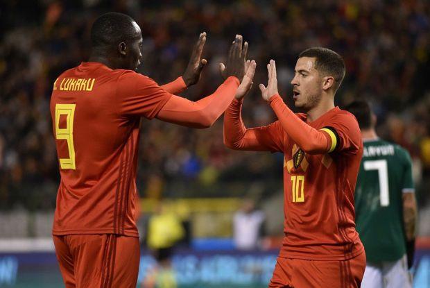 Belgia vs Kosta Rika