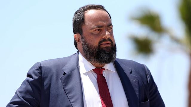 33941145ae1d Βαριές καταγγελίες από τον πρόεδρο του Ολυμπιακού για την κυβέρνηση του  ΣΥΡΙΖΑ: «Ο κ. Παππάς μπαινόβγαινε στο σπίτι και στο γραφείο μου» - «Δεν  δέχτηκα να ...