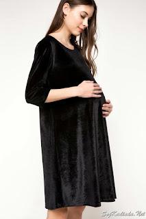 Yazlık hamilelik modelleri