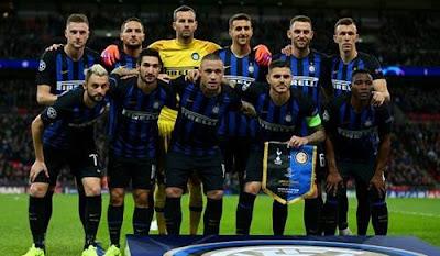 Daftar Skuad Pemain Inter Milan
