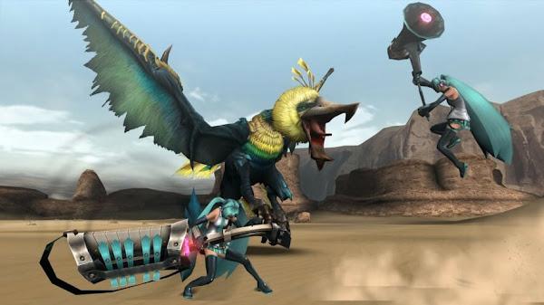 Monster Hunter Frontier G (JP) PS3 ISO Screenshots #3