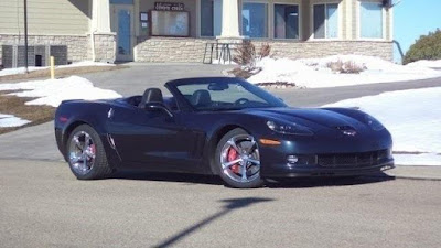 2014 Chevrolet Corvette Stingray at Purifoy Chevrolet
