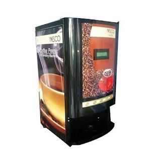 Tea Coffee Vending Machine Repairs & Services Improves Life Of Machine