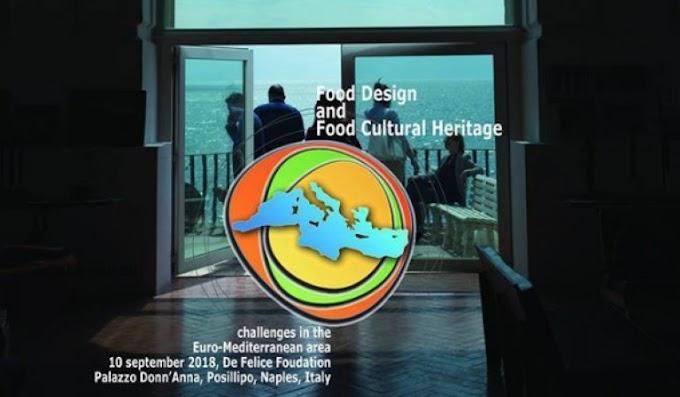 Apt Basilicata al 'Food design and Food cultural Heritage' di Napoli