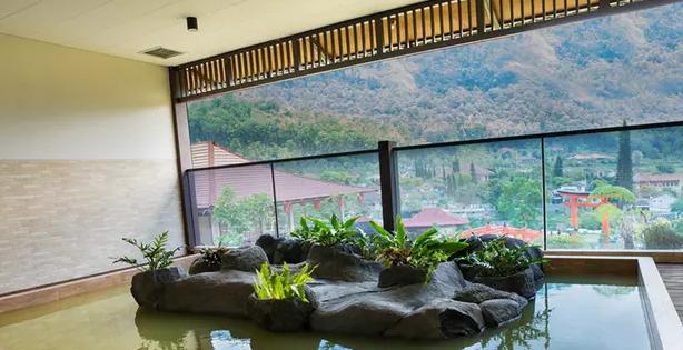 Mandi Onsen ala Jepang di Malang