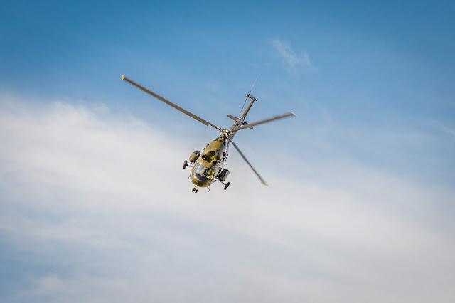 Фоторепортаж с авиашоу в Коротиче 2019 - 30
