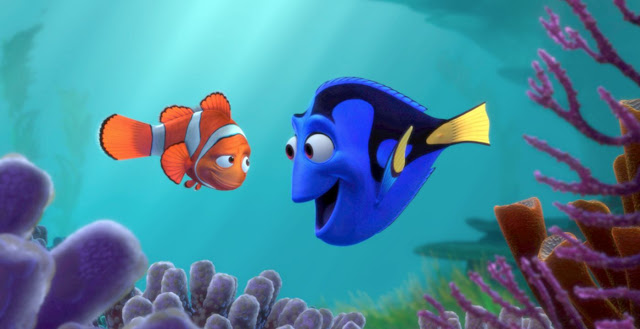 """Pixar przedstawił dwie nowe postacie filmu """"GDZIE JEST DORY?"""""""