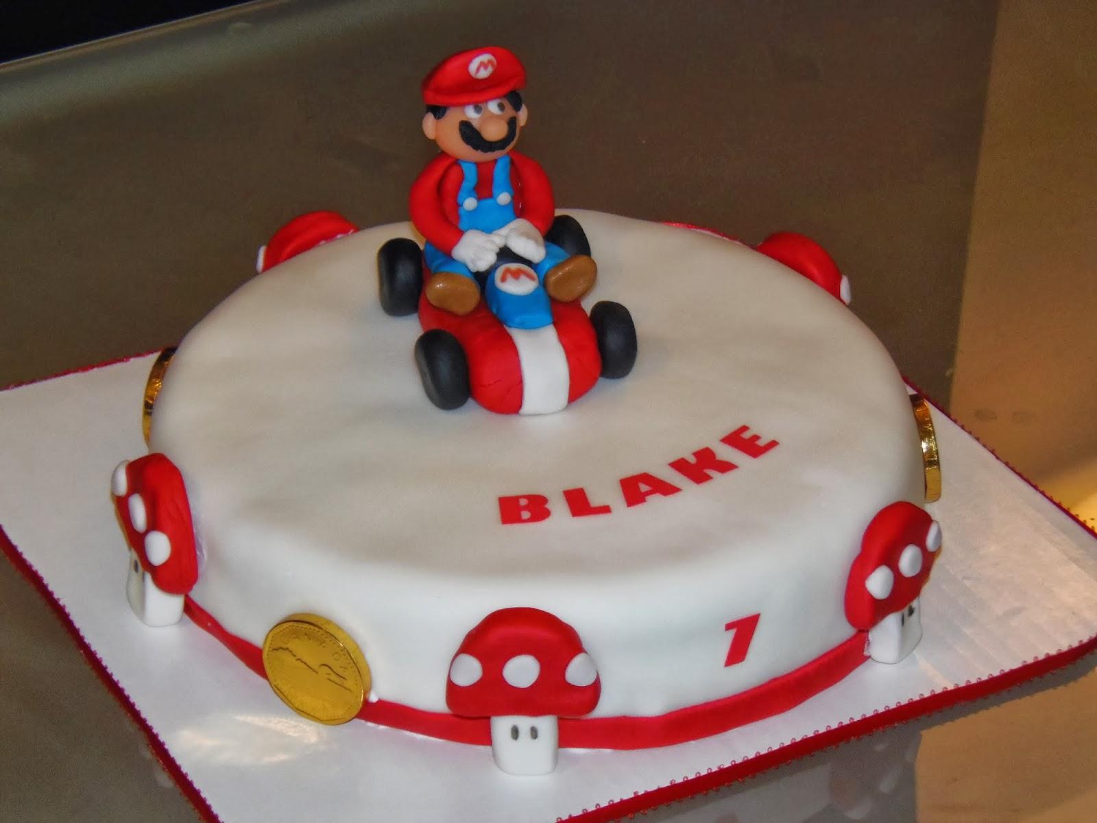 Dreams Factory Mario Kart Cake