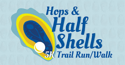 Hops and Half Shells 5K Trail Race