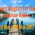 Segmen: Bloglist 1st Time by Lokman Hakim