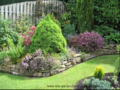 Garden Design Ideas Rectangular Garden PDF on Landscaping Ideas For Rectangular Backyard  id=67903
